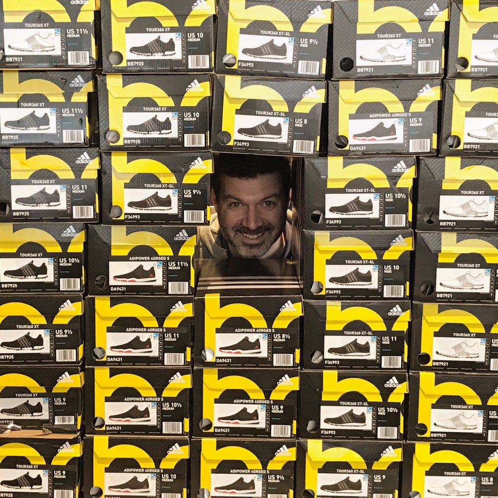 test Twitter Media - The new shipment of @adidas shoes has arrived at @CedarBraeGolf . Poke your head into the pro shop to check them out!!! #adidas #boost #golf #shoes #golfshoes #bestinclass #badjokes #golfpro #pga #merchandising #retail #sale #cedarbrae #golffashion #sport #adidassport @adidasCA https://t.co/gprDWxr9DP