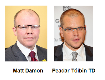 test Twitter Media - #MattDamon and @Toibin1, separated at birth? https://t.co/DPnXwMNPyI