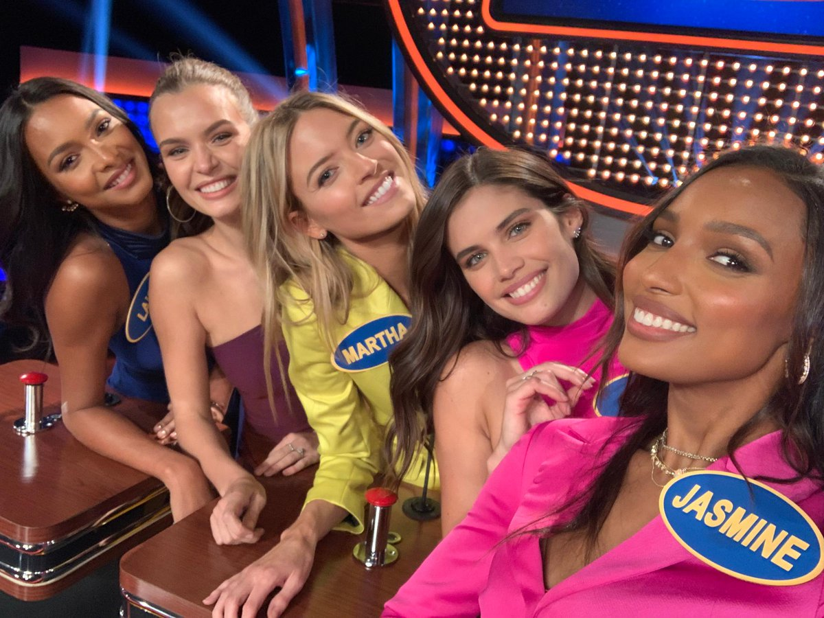 Survey says: it's Angels vs. #BachelorNation! Who will win @FamilyFeudABC? Stay tuned. #CelebrityFamilyFeud https://t.co/fego0FeSaI