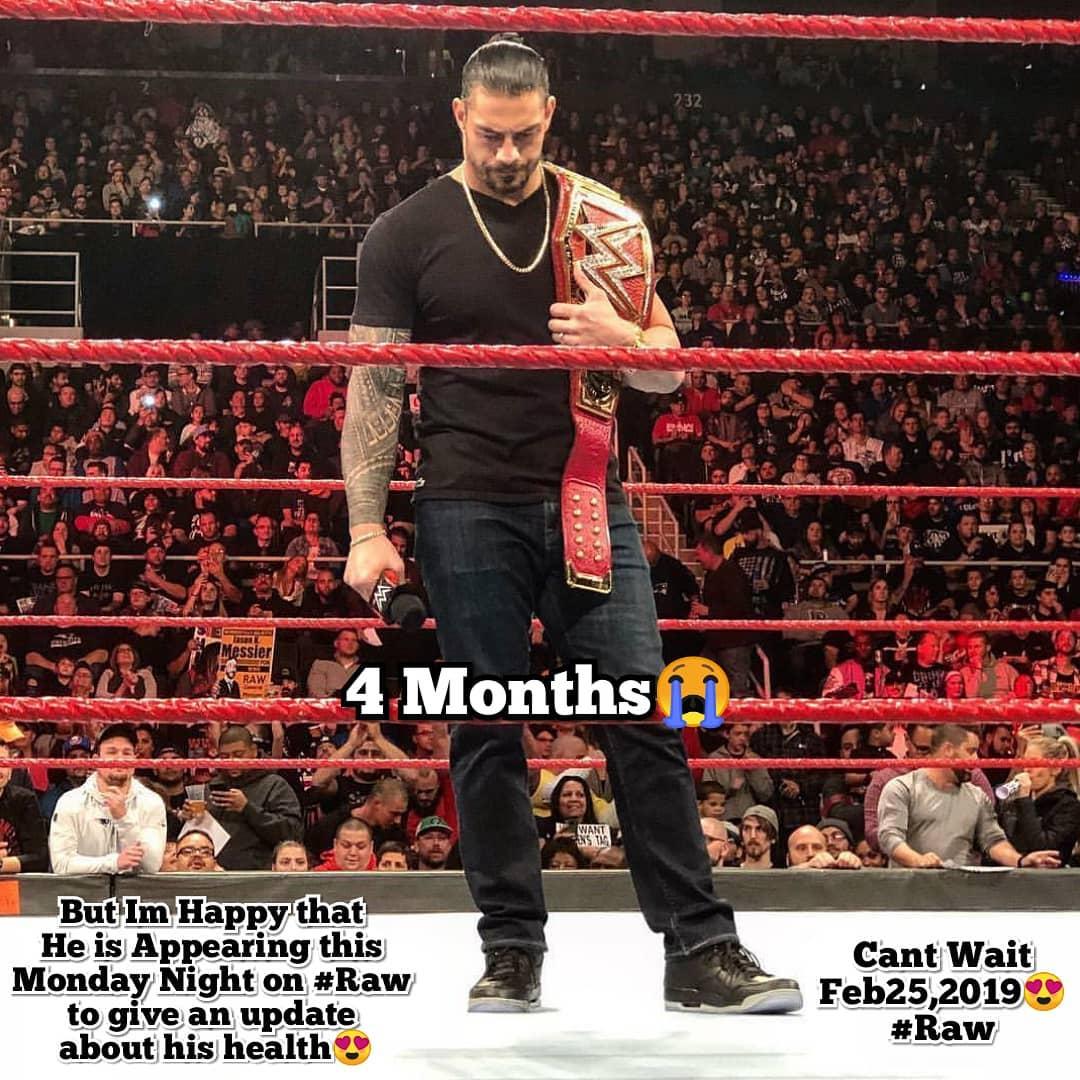 test Twitter Media - Big Dog is Back To his Yard ❤️❤️❤️  #RomanReigns #RomanEmpire #DeanAmbrose #sethrollins #WWE #WWEJonesboro #WWESuperCard #WWENetwork #WWELive #WWE24 #wwenxt #WWE2K20 https://t.co/e4OCpv4Sv1