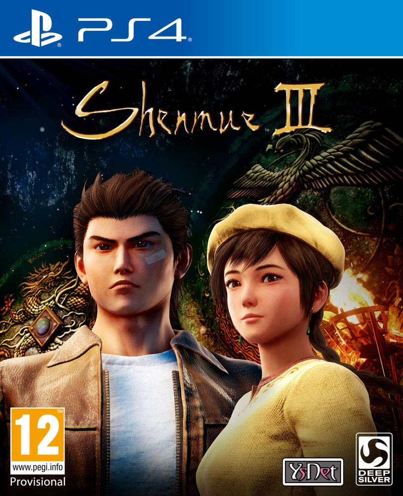 RT @TheHuntersGame: متجر امازون يرصد الغلاف الرسمي الأوروبي للعبة Shenmue III. https://t.co/hV7PgXoWvQ