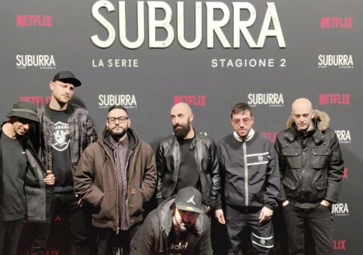 #Suburra2