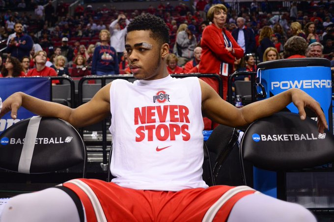 To wish D Angelo Russell a Happy 23rd Birthday!