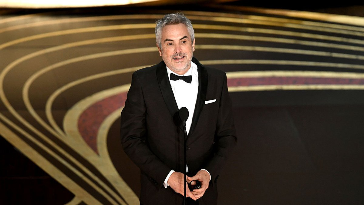 RT @THR: Here's how Alfonso Cuaron made history at the #Oscars https://t.co/5QQX9SYRdN https://t.co/eJyH8ntJb2