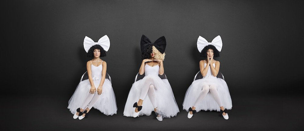 REPETTO BY SIA. OUT NOW! https://t.co/OuiEQupH3G ???? @repetto_paris - Team Sia  ????: @TheTonyaBrewer https://t.co/qmfMP9s5Nj