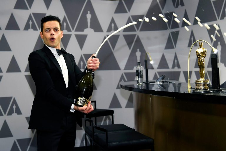 See Rami Malek and more stars partying after the Oscars: