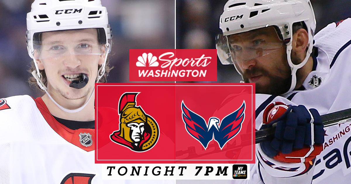 0ac254621 How to watch the Washington Capitals NHL live streams