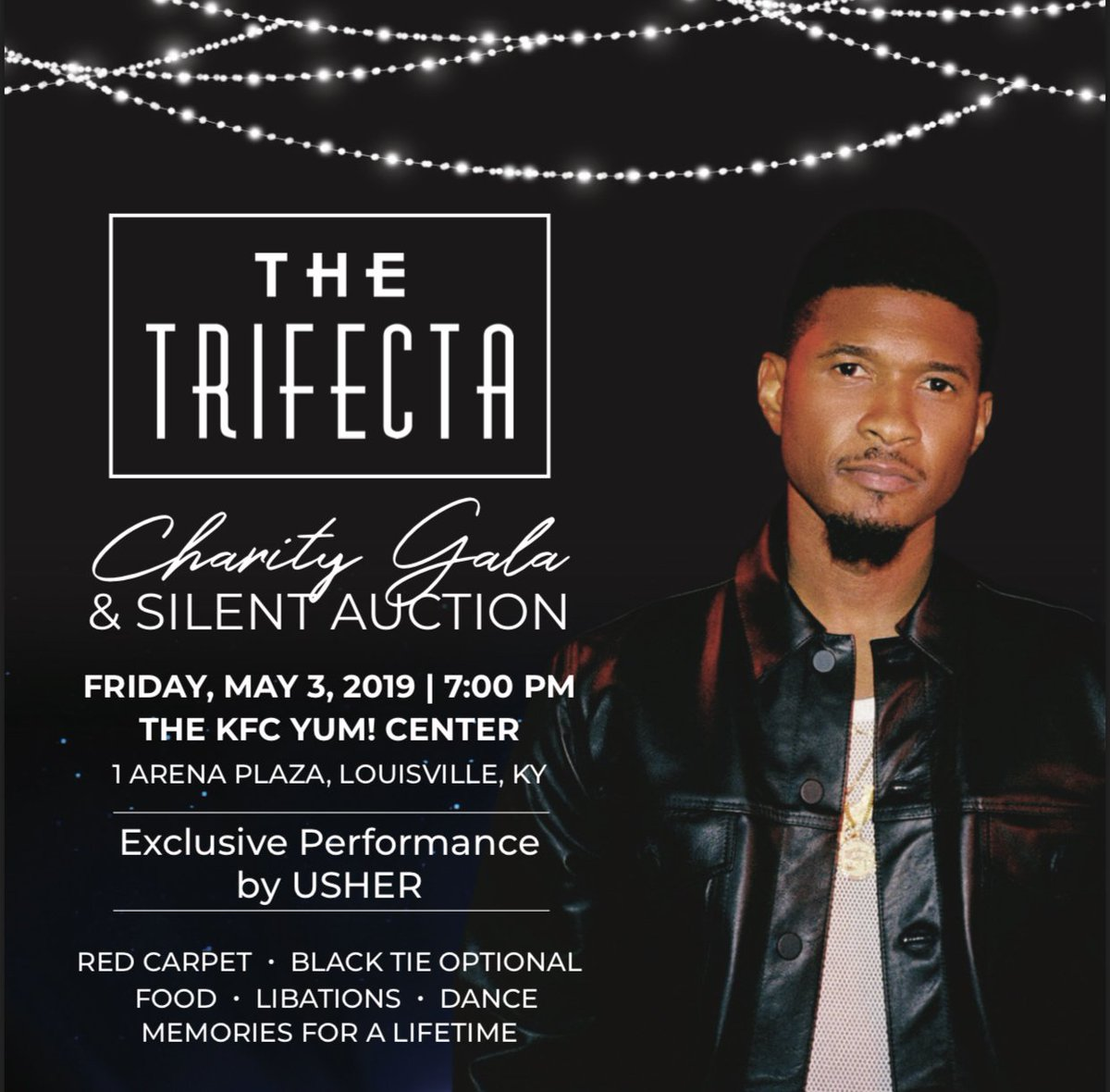 Kentucky! I cannot wait to celebrate Derby weekend with you all. @trifectagala #trifectagala https://t.co/r1DOEhRdzg