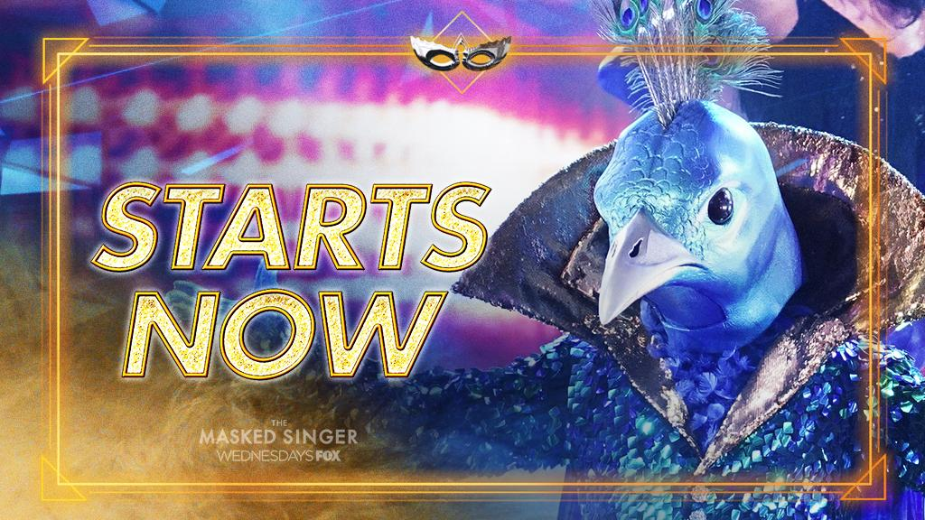 East Coast! Tune in now!! #TheMaskedSinger https://t.co/ciNrorPexf