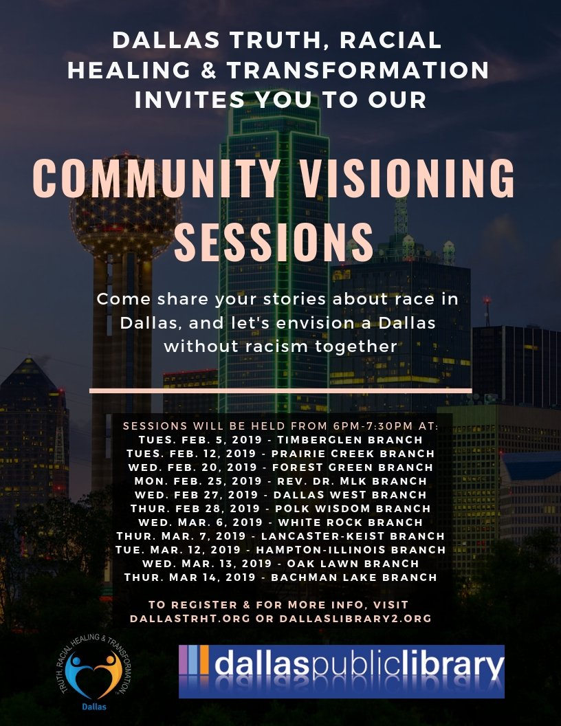test Twitter Media - Visioning is a key skill in Financial Coaching. @DallasTRHT is doing phenomenal work envisioning a Dallas without racism. Find out more here https://t.co/NG50LJVAb8 https://t.co/Zum9VWC4Lc