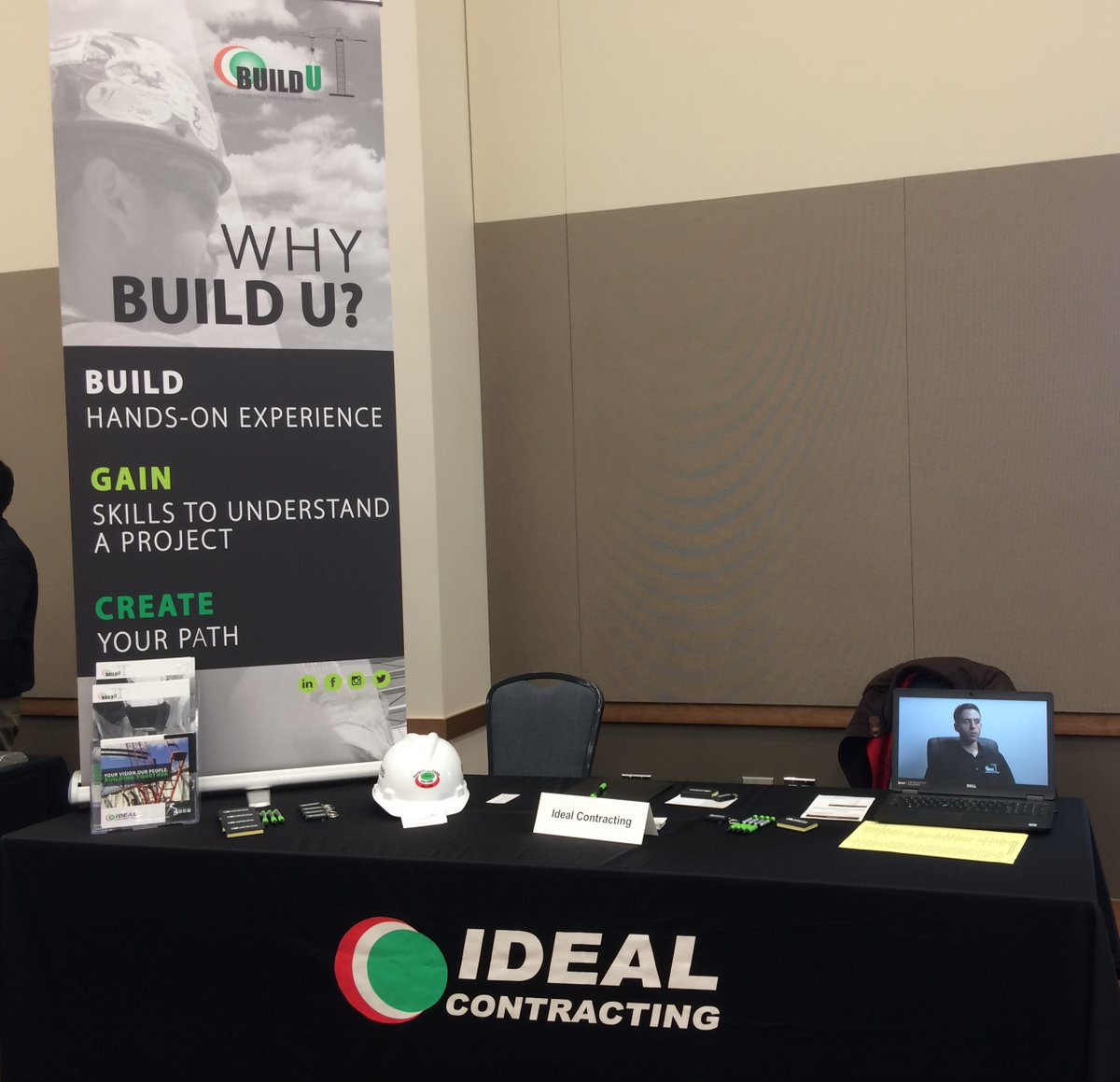 test Twitter Media - We are at the Oakland University Career Fair. Stop by table 17 in the Founders room, we look forward to meeting you! https://t.co/oLAFXnW7hU