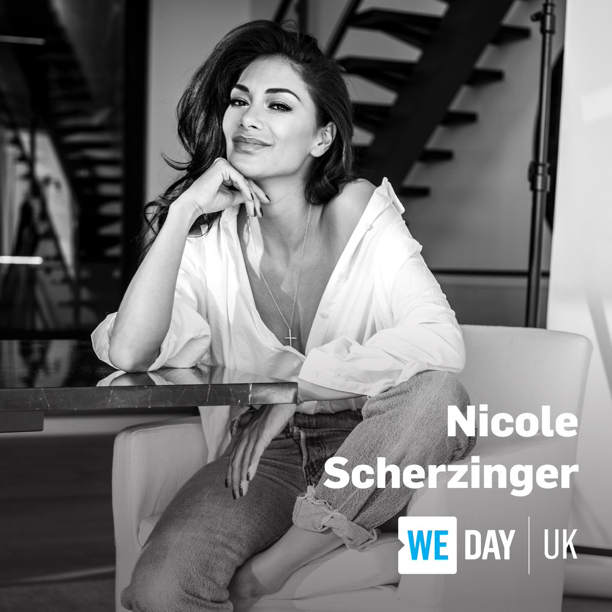 RT @WEMovement: ????THE #WEday UK LINEUP IS HERE ????  So excited to welcome @NicoleScherzy! See you March 6th???? https://t.co/6RXAEG54xx