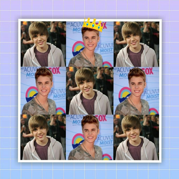 Happy birthday Justin Bieber WYATB