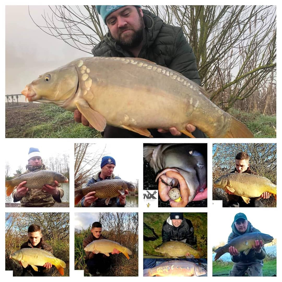 Team #keepitsuccessful #wintercarp #successfulbaitsuk #carp #carpfishing #angling #fishinglife @Succ
