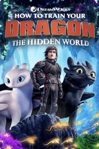 "Want To See  ""How to Train Your Dragon""       ""The HiddenWorld"" ✨❤️✨The Little Girl Dragon https://t.co/HU0Bh9ktqM"