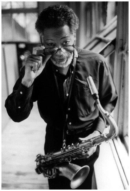 Joe Henderson  Photo by William Claxton  #Jazz https://t.co/InbHE3eFq2
