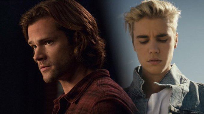 SUPERNATURAL\S JARED PADALECKI Wishes JUSTIN BIEBER A Happy Birthday -