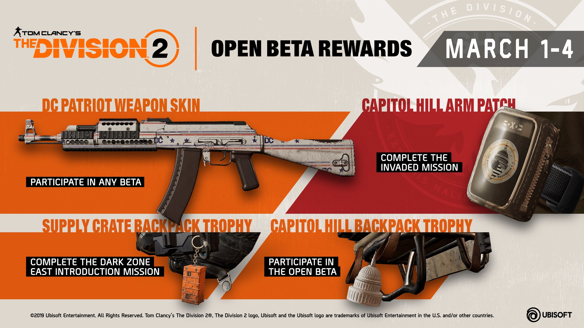 Time to play @TheDivisionGame beta with @M0T3KK! Got to get those beta rewards!! #TheDivision2 https://t.co/mJIXIa5JZu