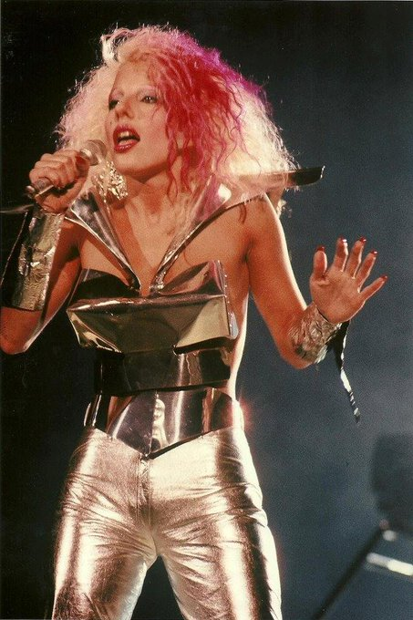 Happy Birthday, Dale from Missing Persons. The OG Lady Gaga.