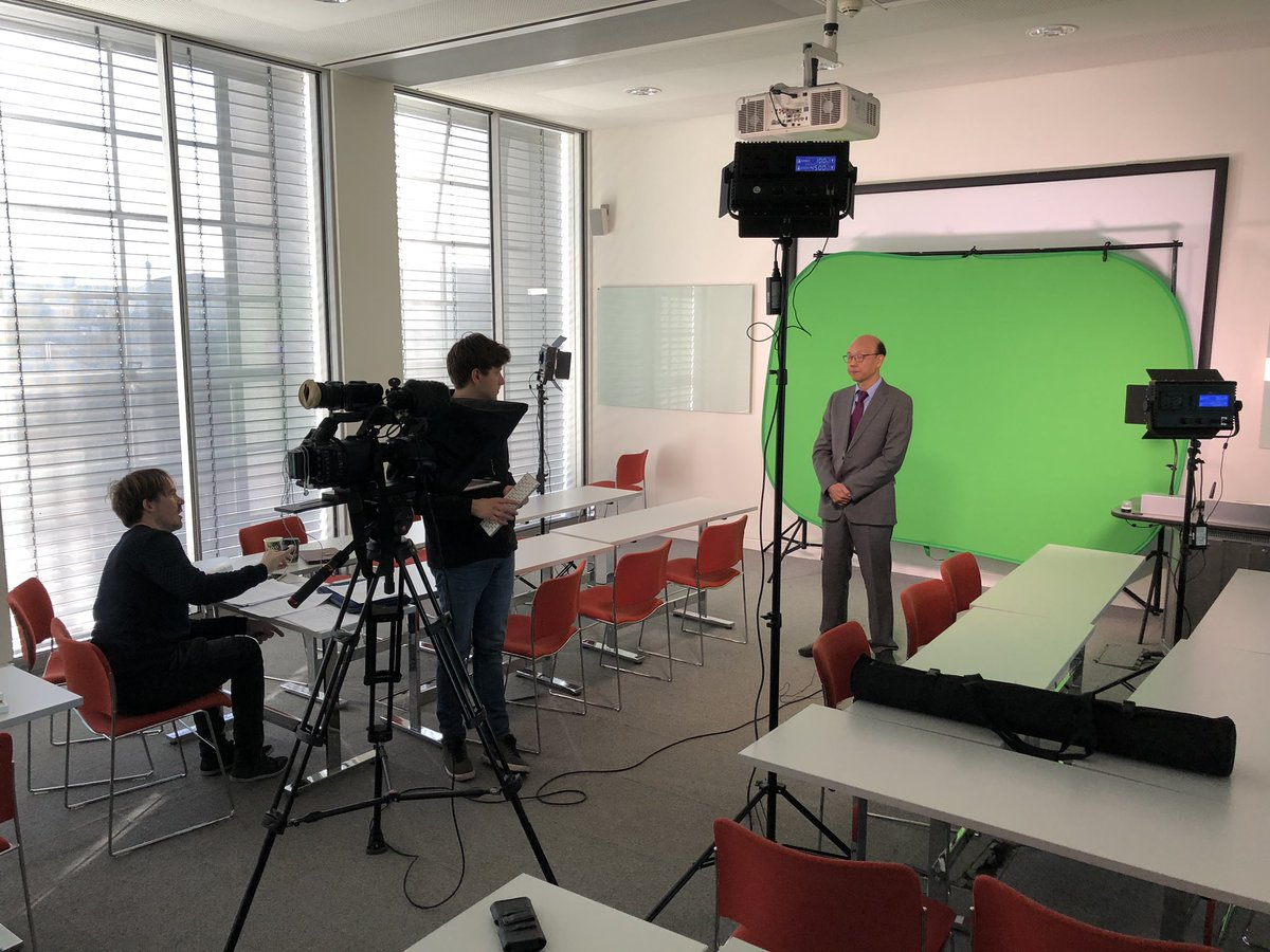 test Twitter Media - At Nottingham Business School today shooting #videos for #online learning @rosaprodsoxford  @johnofford808 https://t.co/qSg8xxS4FC