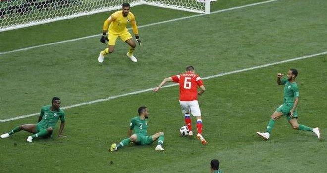 Esse gol do Cheryshev ganhou meu respeito. Sem condições! 🔞 https://t.co/RoobOwqkjD