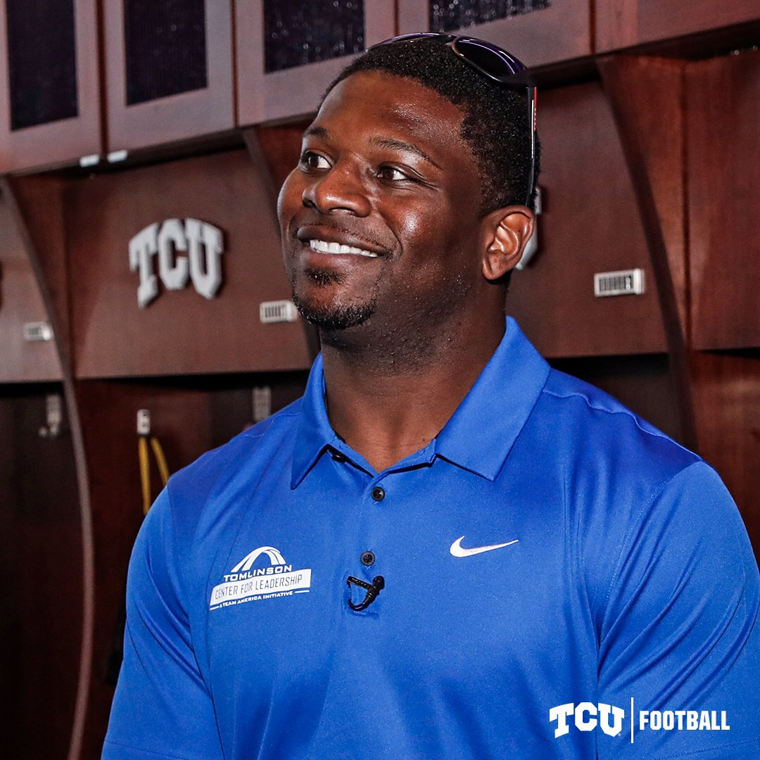 RT @TCUFootball: Today, LT and #TCU announced the creation of the Tomlinson Student-Athlete Development Endowment Fund. 🐐 #40not4 https://t…