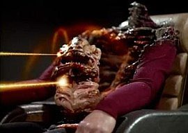 This week says happy birthday to David Cronenberg by revisiting Star Trek s best body horror episode