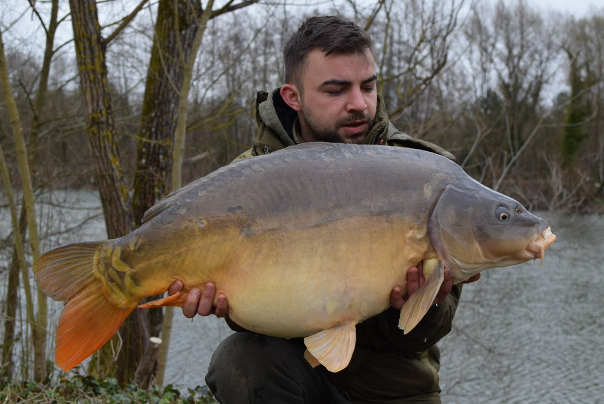 A lake Juvanze chunk @<b>Soniksports</b> #carpfishing https://t.co/TKGM9mu7ay