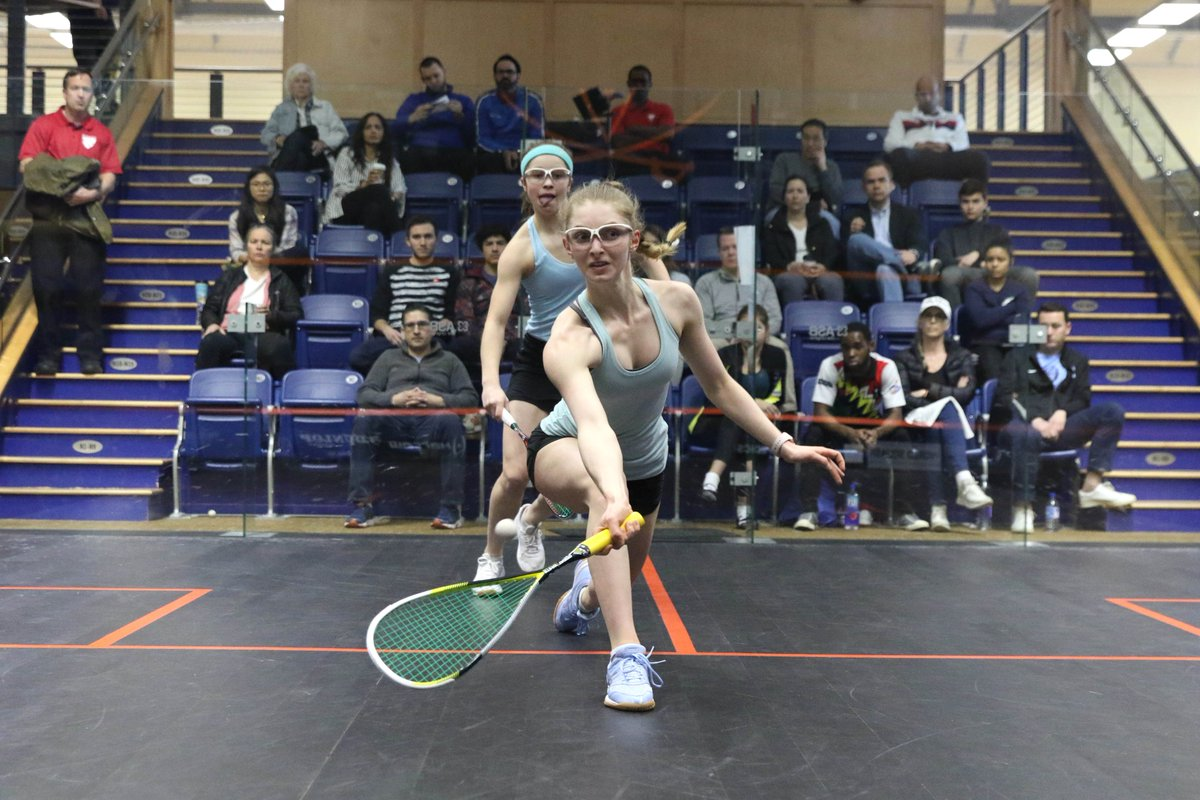 test Twitter Media - RT @USSQUASH: #NationalJuniors19 GU15 Final: [2] Mika Bardin 3-1 [1] Lucie Stefanoni 11-7, 13-11, 8-11, 11-9 https://t.co/Khhhl7LPHQ