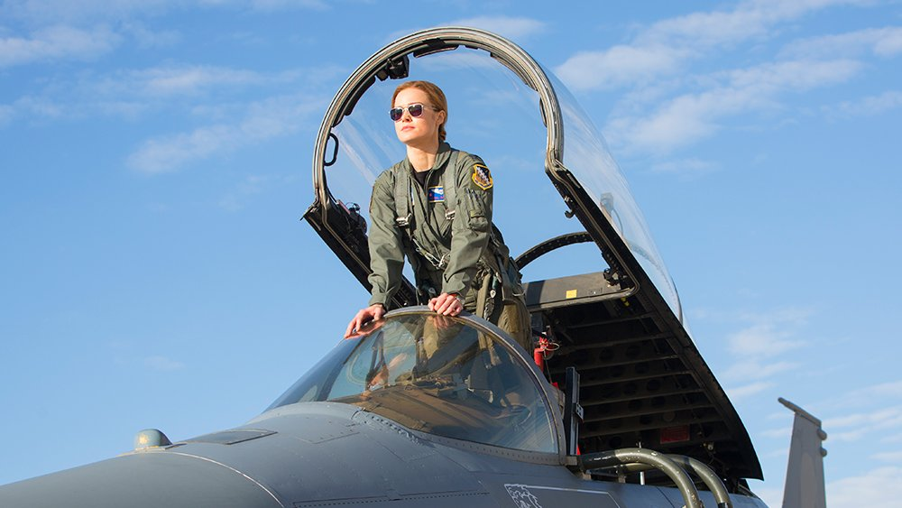 CaptainMarvel has amassed over $265 million in ticket sales at the domestic box office