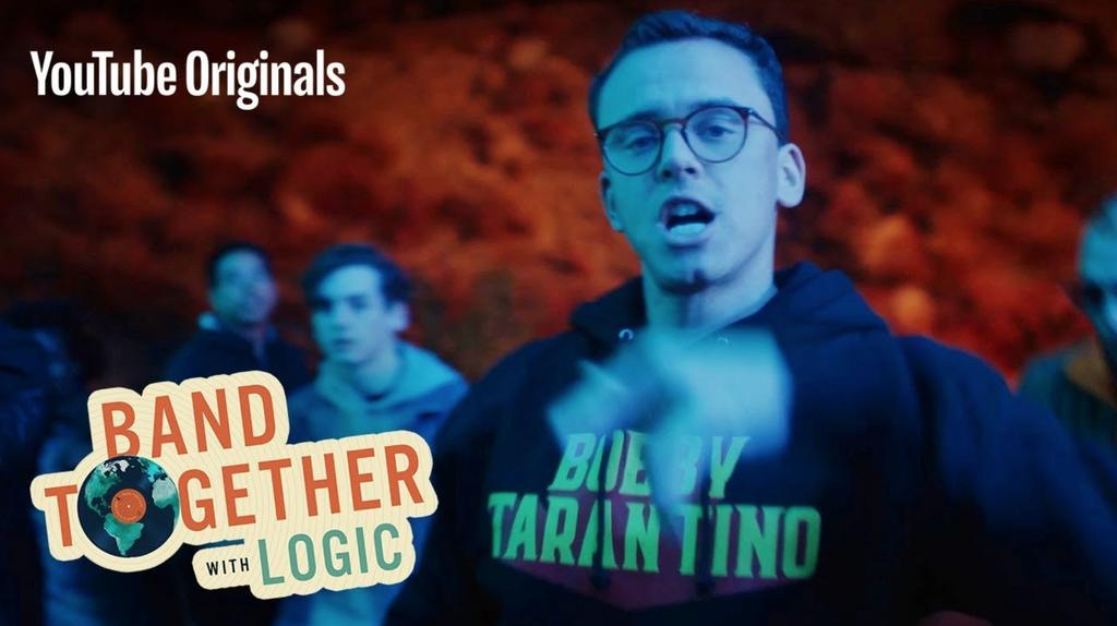 Here's @Logic301's new music video featuring the @HITRECORD community: https://t.co/bEoMmyfsT4  #DoWhatYouLove https://t.co/1jliOPpWQT