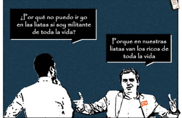 RT @gsemprunmdg: Las listas       x     Saldaña  #FelizLunes #LaCafeteraFichajes Iñaki Gabilondo Pedro Almodóvar https://t.co/fCUpzhi5GL