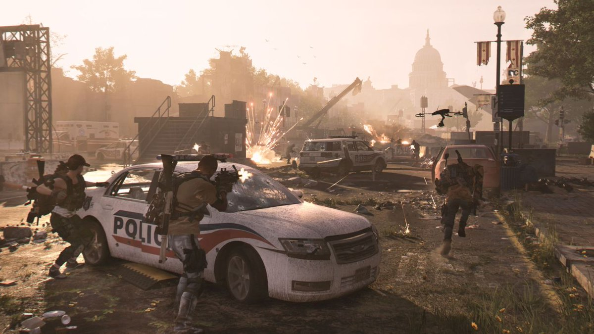 RT @VG247: Early #TheDivision2 raid details datamined  https://t.co/vBgPdmETVh https://t.co/UmpSWzwuFM
