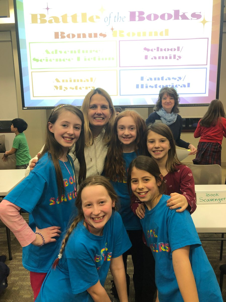 test Twitter Media - When your teacher takes time to support a Battle of the Books team after school at the public library... Thank you @WB4Lund for continuing to inspire our readers. #engchat #d30learns https://t.co/lBSG2cxg0x