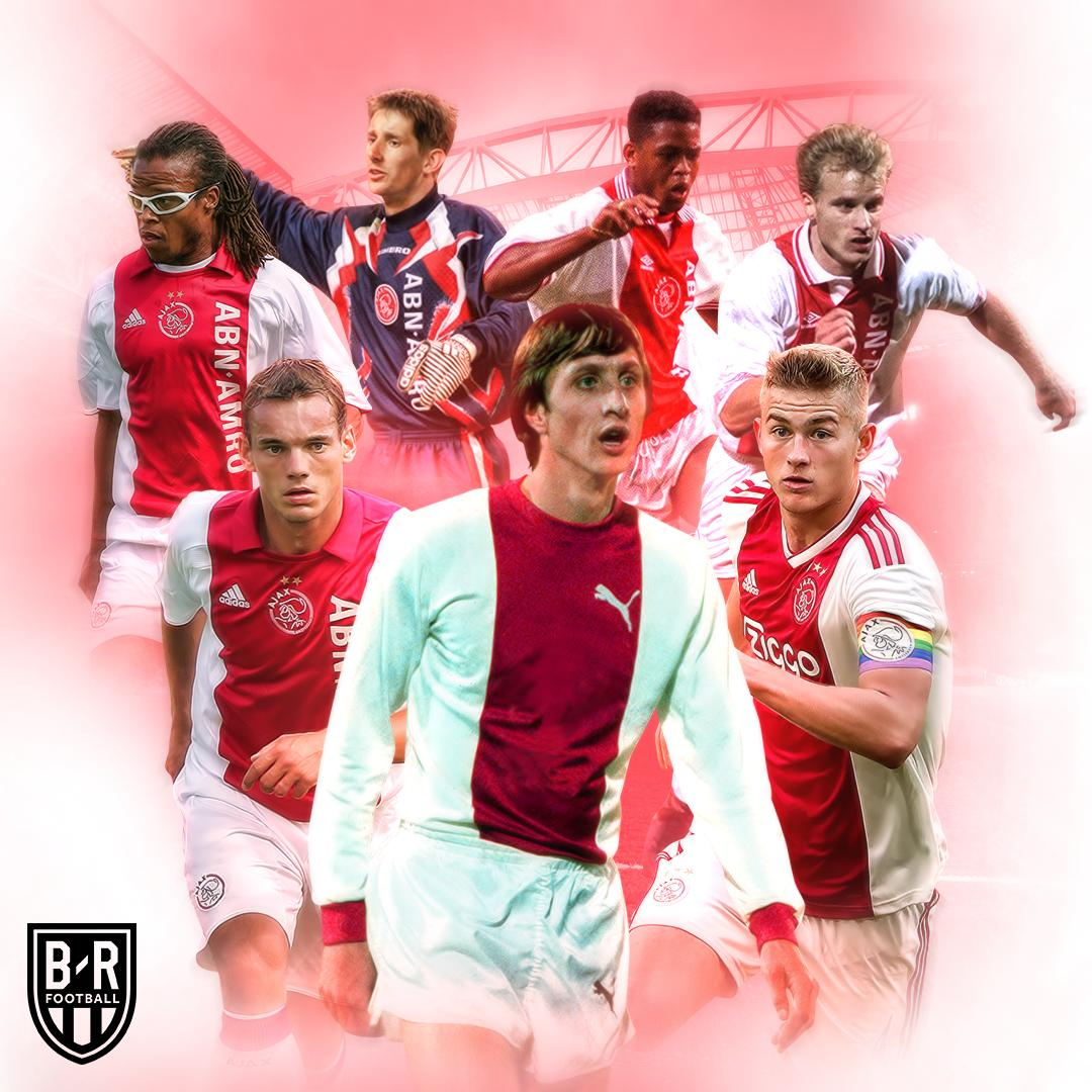RT @brfootball: Happy birthday to @AFCAjax—producing legends for 119 years ❌❌❌ https://t.co/lPo6xPjT8N