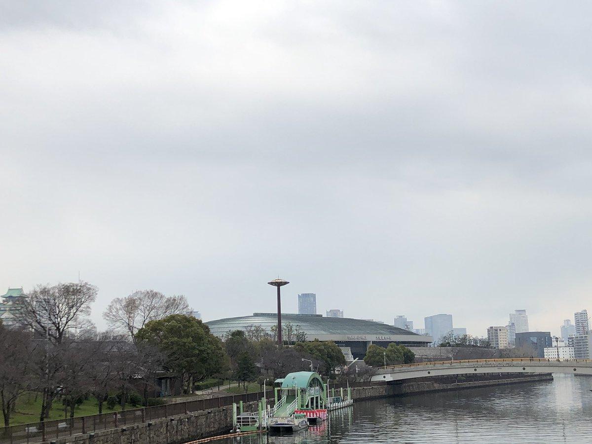 test ツイッターメディア - 【近畿自転車旅3日目】(昨日) 朝早く大阪を出て大阪城へ。通りすがりだったので大阪城ホールも見た。いつか来たい。そして北上して南海電鉄、阪急線、京阪線を撮影して計70kmぐらい走り、今度は嵐山へ。渡月橋を見て旅行は終わり! 今までで1番満足度高かったかも。大阪住みたい。  #番地の旅行録 https://t.co/N5wRISnCiZ