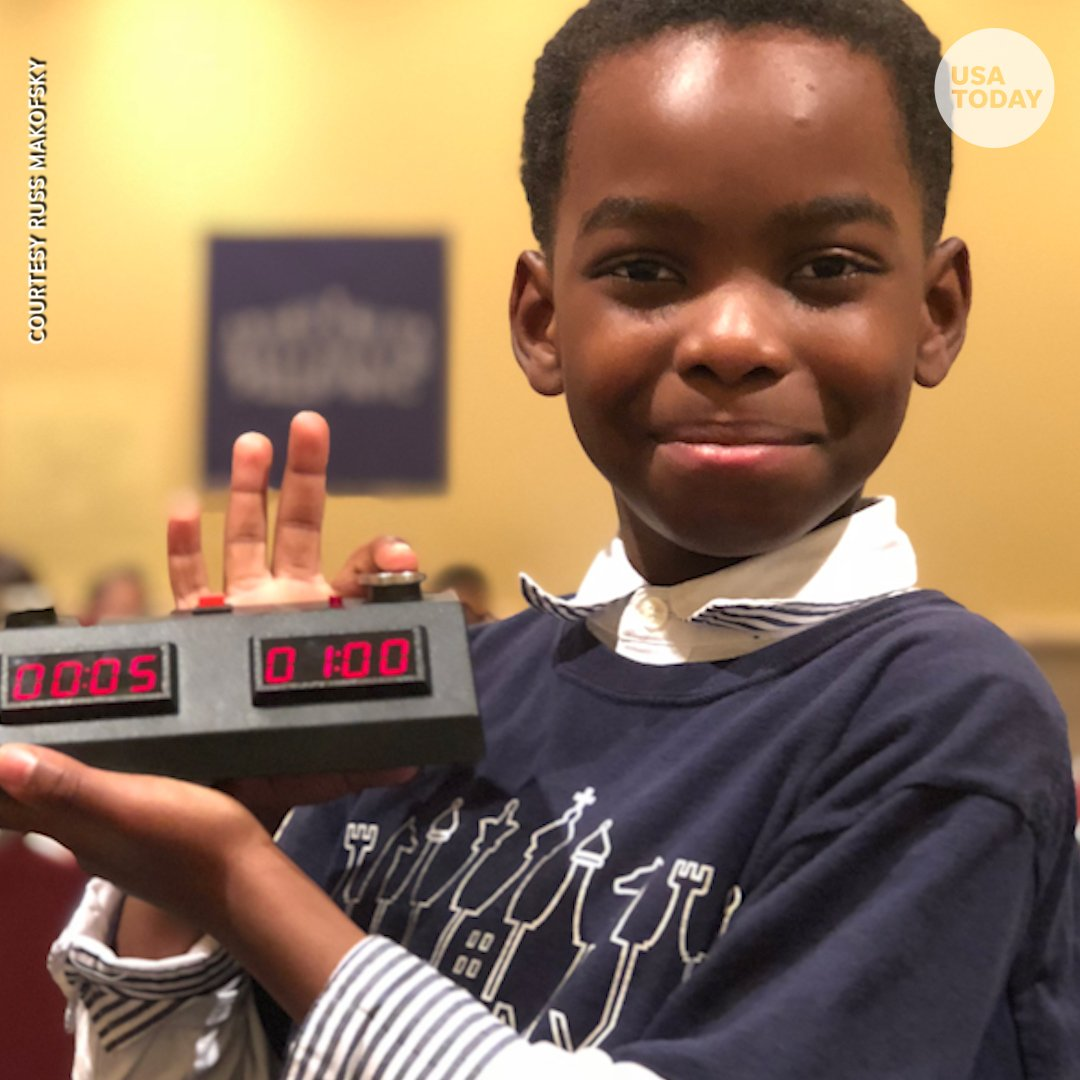 RT @USATODAY: The king of chess in New York is a homeless 8-year-old refugee. https://t.co/5yN0zeNoeU