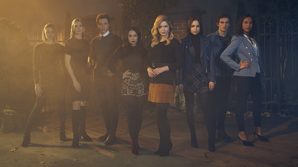 "TV review: ""Pretty Little Liars: The Perfectionists"" on Freeform"