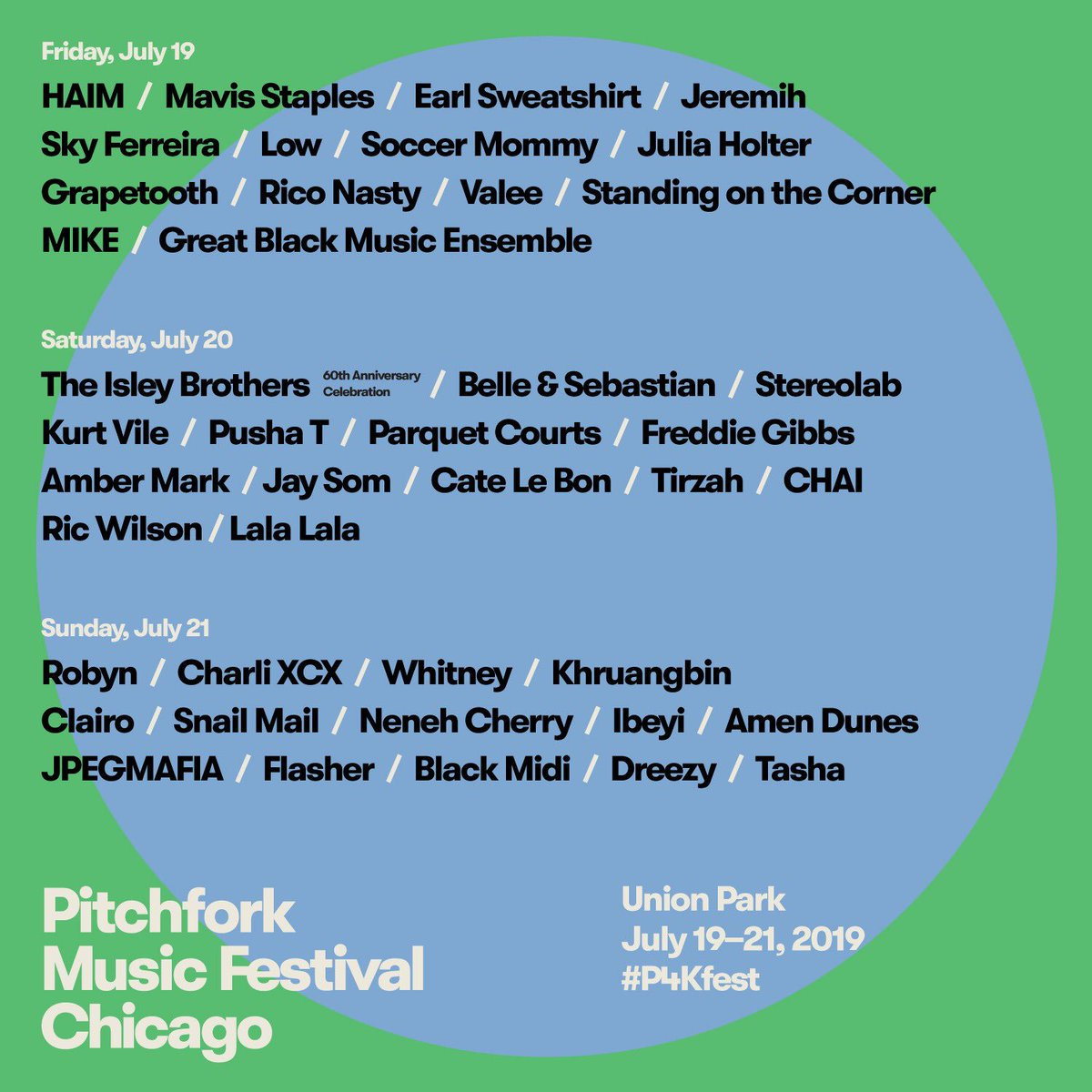 playing @pitchfork festival on July 21st might bring out some special guests...... see u there ???? https://t.co/NU5vDsozJy