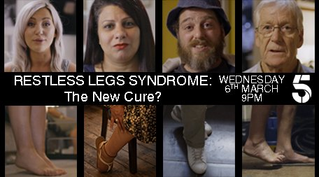 Did you know that one in ten people can suffer from #RLS. If you'd like to know more about #restlesslegs you can contact @RestlessLegsUK https://t.co/RevCWwU0Wm https://t.co/wsg8Faikz0