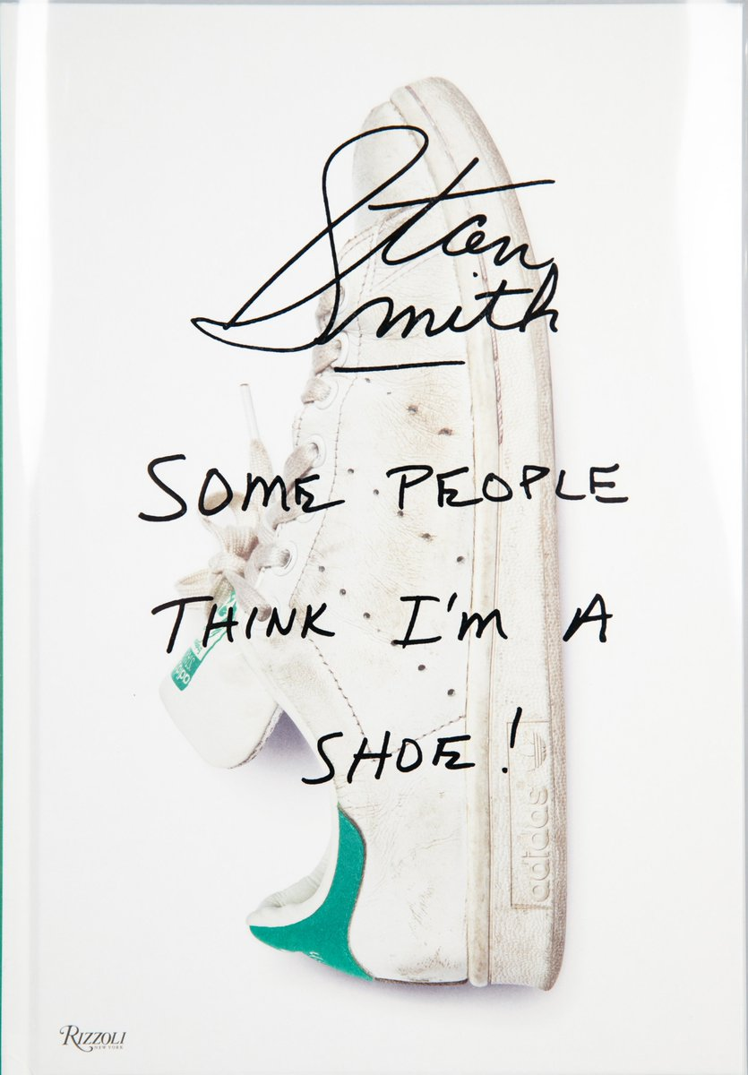 Best book title ever?   That honour may just belong to 1972 #Wimbledon champion Stan Smith ☺️  #WorldBookDay https://t.co/xIW8vOrR6G