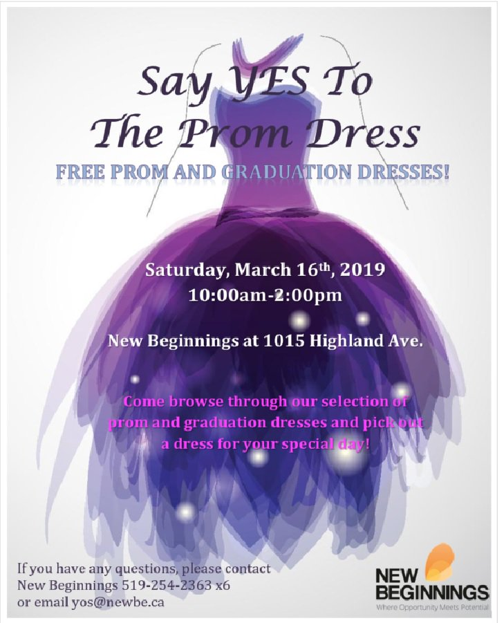 test Twitter Media - RT @WECDSB: Need a prom or graduation dress? You can get one for free! @newbe_windsor https://t.co/FtFp59wAxn