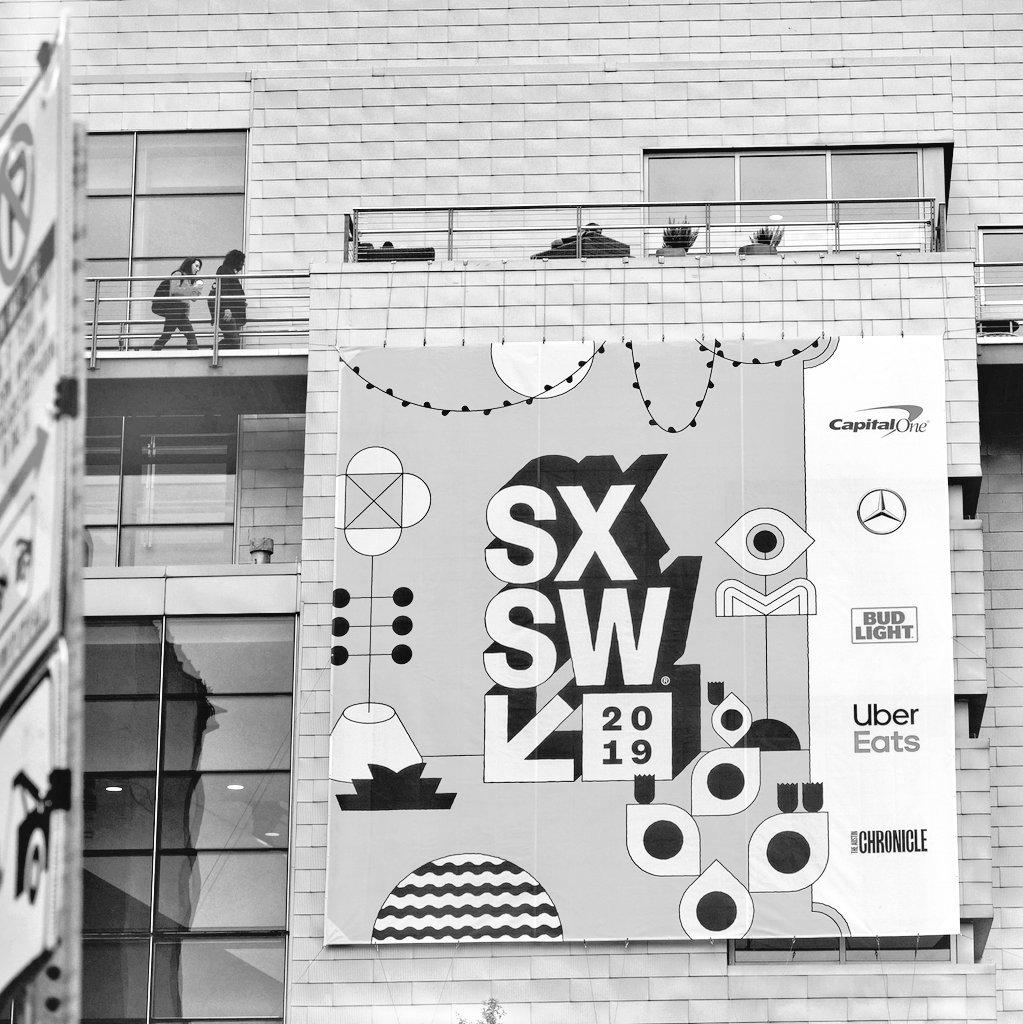 It's happening!!! #SXSW2019 @SXSW #sxsw https://t.co/NGUSldkTgP