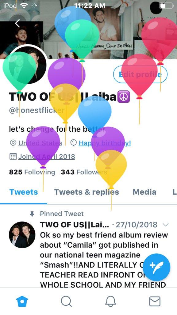 It s my BDAY WOHHOOO WISH ME A HAPPY BIRTHDAY