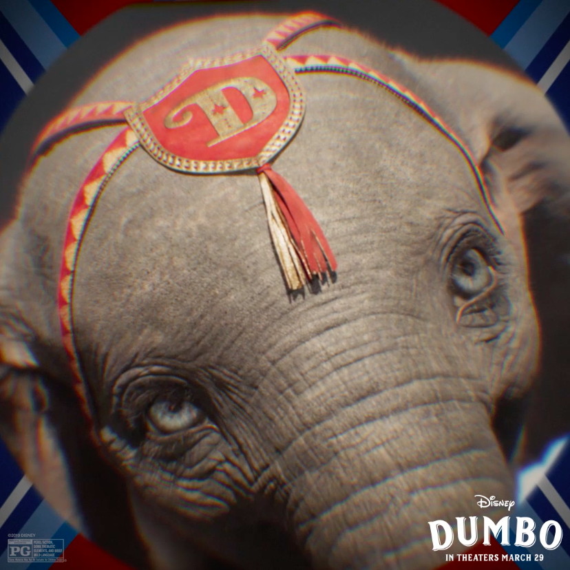 RT @Dumbo: You have to see it to believe it. See #Dumbo in theaters March 29. https://t.co/snMNY0F9Sd