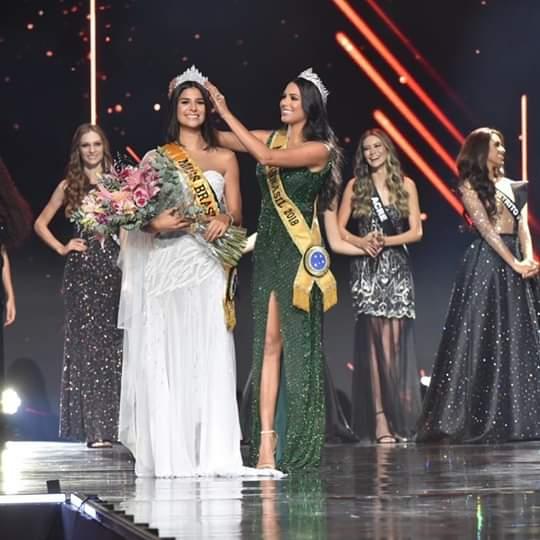 RT @ericbrunosantos: Parabéns pra maravilhosa Miss Minas Gerais Julia Horta nossa #MissBrasil https://t.co/QaBahn6VnJ