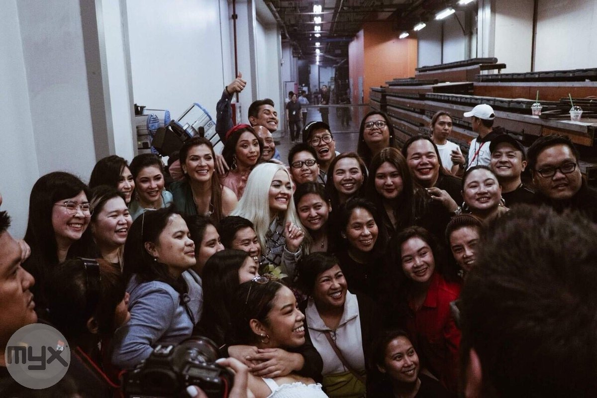 RT @MYXphilippines: Can you name all the ASAP artists in this photo with @RitaOra!? ???????????? #ASAPNatinTo https://t.co/hTVPkv9KAt