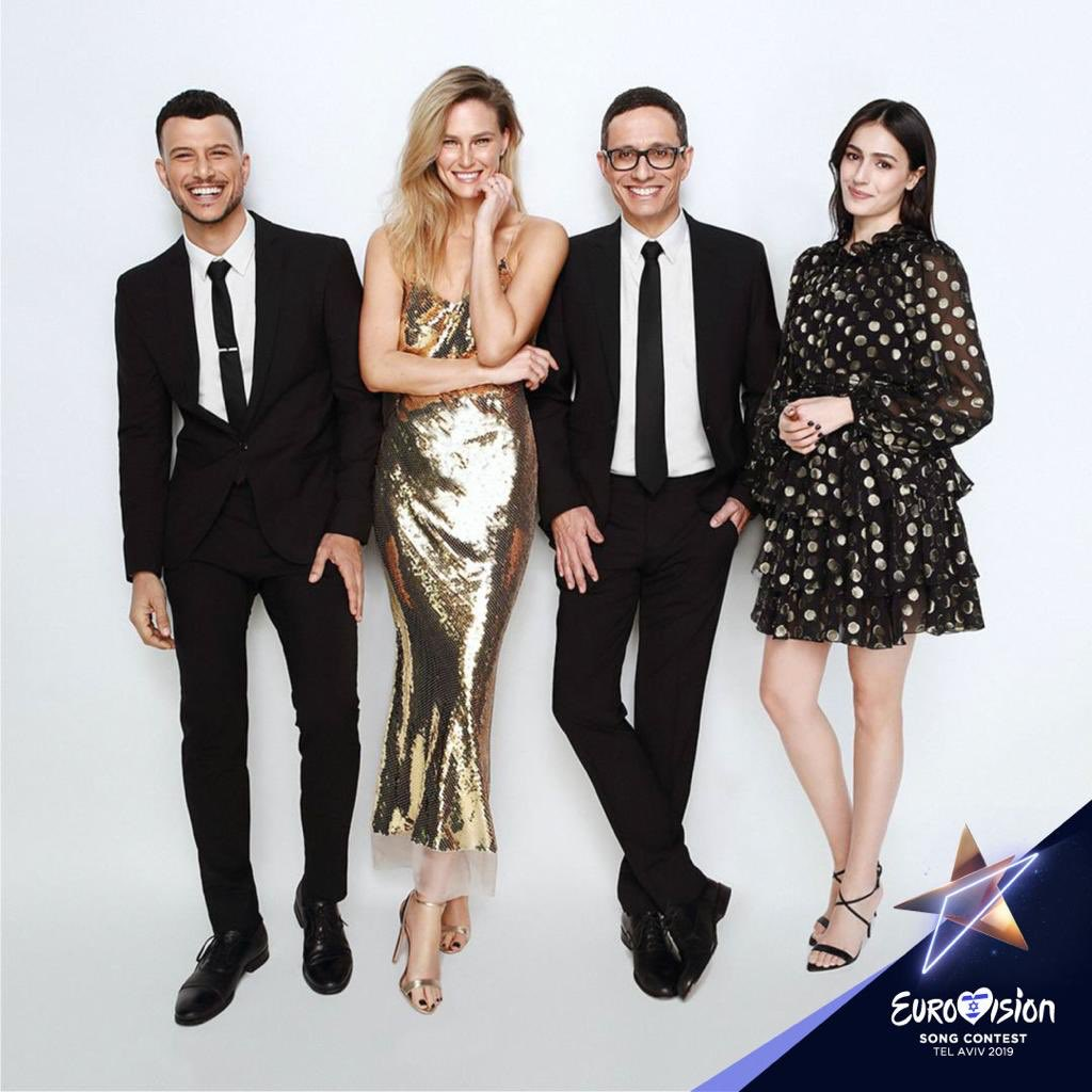 Here we go ! @Eurovision 2019 ! ???? https://t.co/AW0sjTxUfn