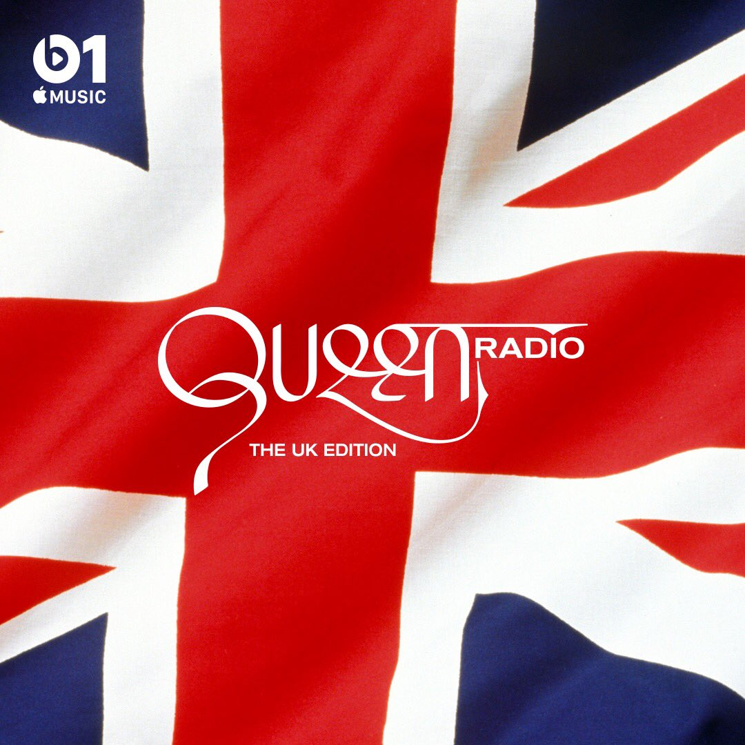 2pm London time. 10AM EST. tmrw #QueenRadio https://t.co/FMV3HgKs0L