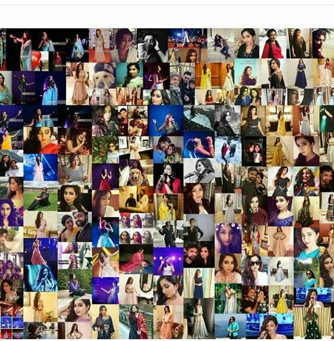 Happy birthday my queen Ghoshal